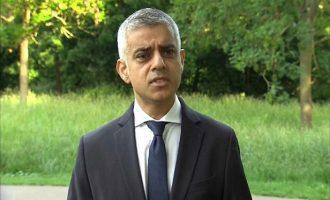 Δεύτερο δημοψήφισμα για το BREXIT ζήτησε ο Πακιστανός δήμαρχος του Λονδίνου