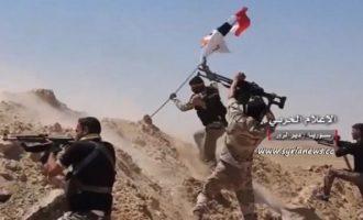 Μεγάλη μάχη στη βορειοδυτική Συρία κυβέρνησης-Αλ Κάιντα για το αεροδρόμιο Αμπού Ντουχούρ