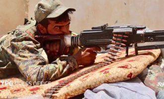 Πολεμική ένταση στην πολιορκημένη Ρας Αλ Αΐν παρά την εκεχειρία
