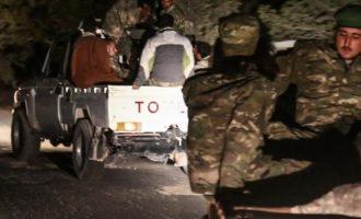 50.000 τζιχαντιστές της Αλ Κάιντα αποφασισμένοι να πολεμήσουν τους Τούρκους στην Ιντλίμπ