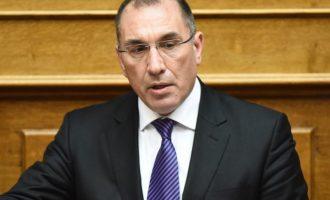 Ο Δ. Καμμένος κατέθεσε επίκαιρη ερώτηση στη Βουλή για τον «Ρουβίκωνα»