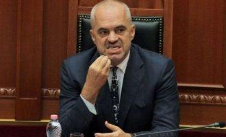 Πολιτική κρίση στην Αλβανία από τις σχέσεις κυβέρνησης Ράμα-καρτέλ ναρκωτικών – Ανησυχία για προβοκάτσια στη Χειμάρρα