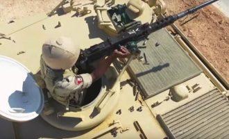 Το Ισλαμικό Κράτος επιτέθηκε σε μπλόκο του αιγυπτιακού στρατού – Πολλοί νεκροί