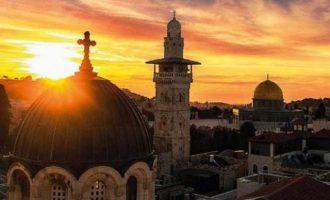 Κοροναϊός Covid-19: Προσκυνητές στους Άγιους Τόπους διαγνώσθηκαν φορείς του ιού
