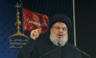 Ο ηγέτης της Χεζμπολάχ πήρε γραμμή από το Ιράν και καταδίκασε το κουρδικό δημοψήφισμα