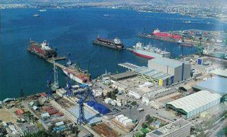 Η αμερικανική ONEX ζήτησε να αγοράσει τα ναυπηγεία Ελευσίνας και Σκαραμαγκά για να φτιάχνει φρεγάτες