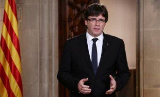 Η Ισπανία προσπάθησε να συλλάβει τον Πουτζδεμόν στη Φινλανδία αλλά πρόλαβε και ξέφυγε