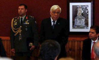 Παυλόπουλος: Η Γερμανία χρωστά κατοχικό δάνειο και αποζημιώσεις – Μηνύματα σε Σκόπια και Βουλγαρία