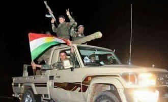 Σφοδρές μάχες μεταξύ Κούρδων Πεσμεργκά και Ιρακινών Σιιτών στην πόλη Τουζ Χουρματού
