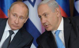 Τι είπε ο Πούτιν στον Νετανιάχου για τη Συρία