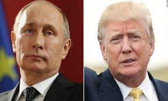 Θετικός στο ενδεχόμενο καλών σχέσεων με τον Πούτιν δήλωσε ο Τραμπ