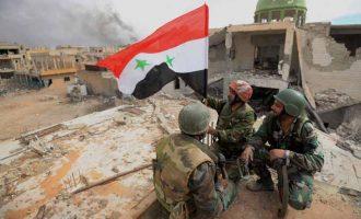 Μάχη ξέσπασε στα περίχωρα της Αλ Μπαμπ μεταξύ συριακού στρατού και μισθοφόρων των Τούρκων