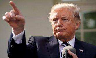Τραμπ: Η απόφαση για την Ιερουσαλήμ έχει ήδη καθυστερήσει πολύ