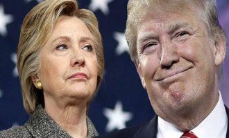 Χίλαρι Κλίντον: Επικίνδυνος για τη δημοκρατία και το μέλλον των ΗΠΑ ο Τραμπ