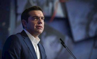 Καρφί Τσίπρα στο ΔΝΤ: Οικοδομούμε μια άλλη Ελλάδα, δίκαιη και παραγωγική