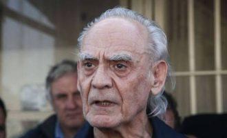 Σε κρίσιμη κατάσταση στο Σισμανόγλειο ο Άκης Τσοχατζόπουλος