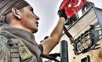 Με την υποστήριξη της Ρωσίας οι Τούρκοι ξεκίνησαν δεύτερη εισβολή στη Συρία (φωτο+χάρτες)