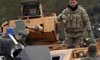 Η Ρωσία λέει «όχι» σε τουρκική στρατιωτική εισβολή στη Λιβύη