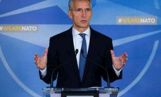 Τι είπε ο Γ.Γ. του ΝΑΤΟ από τις Βρυξέλλες για τα Σκόπια