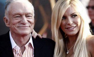"""Ανατροπή στη διαθήκη Χέφνερ – """"Βολεύτηκε"""" η 31χρονη χήρα του ιδρυτή του Playboy (φωτο)"""