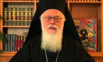 Αρχιεπίσκοπος Αλβανίας Αναστάσιος: Ο καθένας μας να κάνει αντίσταση ποιότητας