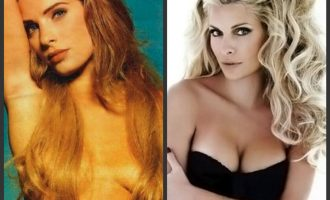 Δέκα σούπερ σέξι Ελληνίδες πριν και μετά την προσθετική στήθους (φωτο)