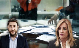 Τι συζήτησαν στο τηλέφωνο οι υποψήφιοι αρχηγοί Γεννηματά και Ανδρουλάκης