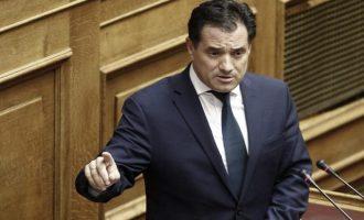 Γιατί ο Άδωνις ζητά 300.000 ευρώ από την «Εφημερίδα των Συντακτών» – Ζητά φυλάκιση δημοσιογράφων!