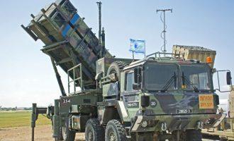 Το Ισραήλ δέχτηκε επίθεση με ρουκέτες από το έδαφος της Συρίας