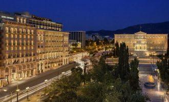 Ποιος αγόρασε το ξενοδοχείο King George για 43 εκατ. ευρώ