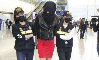 Τι είπε η Ειρήνη Μελισσαροπούλου στην απολογία της στο δικαστήριο για τα 2,6 κιλά κοκαΐνης
