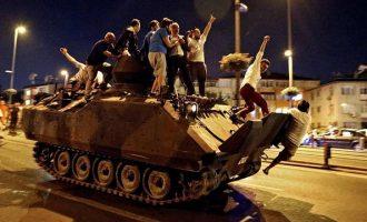 Αμπντουλάχ Μποζκούρτ: «Στημένο» το πραξικόπημα – To πρόσωπο «κλειδί» που έδρασε με εντολή Ερντογάν