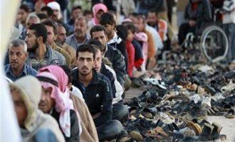 Η Μπερτό εξέφρασε την ελπίδα να υπάρξει συμφωνία στη χρηματοδότηση για τους πρόσφυγες στην Τουρκία