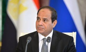 """Αμπντέλ Φατάχ Αλ Σίσι: Το φυσικό αέριο """"ενώνει"""" τις χώρες της Ανατολικής Μεσογείου"""