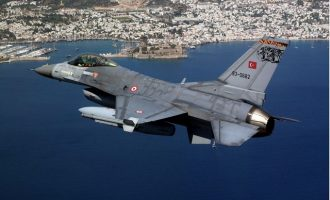 Oι Τούρκοι δεν σέβονται τίποτα: Δεκάδες παραβιάσεις τη μέρα πένθους των Eνόπλων Δυνάμεων