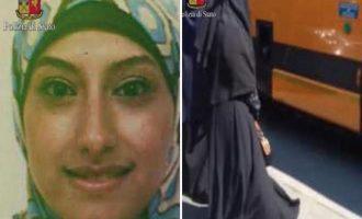 22χρονη Αιγύπτια τζιχαντίστρια ετοίμαζε τρομοκρατικό χτύπημα στην Ιταλία