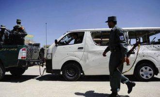 Αφγανιστάν: Με απώλειες 22 αστυνομικών απωθήθηκαν οι Ταλιμπάν από στρατηγικά σημεία