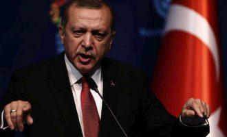 Νέα «έκρηξη» Ερντογάν: Απείλησε τους Κούρδους ότι «θα καταλήξουν στην κόλαση» – Απείλησε και τη Γαλλία