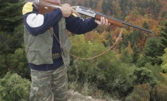 """Διπλό σοκ στη Στερεά Ελλάδα: Νεκροί δύο κυνηγοί πάνω στο """"καρτέρι"""""""