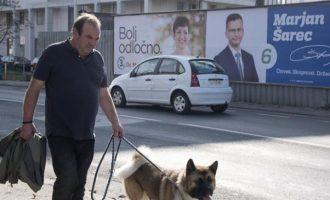 """""""Δεν υποχωρούμε αν δεν δικαιωθούμε"""" από τους μυστικούς πράκτορες της Σλοβενίας"""