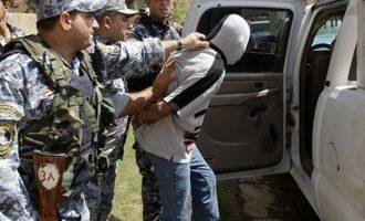 Συνελήφθη σημαντικός οπλαρχηγός της οργάνωσης Ισλαμικό Κράτος στο Κιρκούκ του Ιράκ