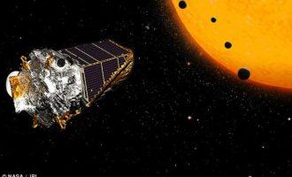 Ανακάλυψε «δίδυμο» πλανήτη της Γης η NASA;