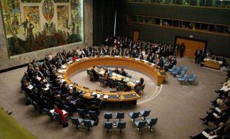 Το βράδυ της Τρίτης διεξάγεται ψηφοφορία στον ΟΗΕ για το αμερικανικό σχέδιο δράσης στη Συρία