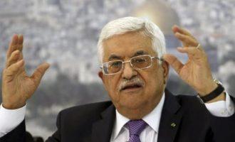 Παλαιστινιακή Αρχή: Καταργούνται όλες οι συμφωνίες με το Ισραήλ εάν προσαρτήσει εδάφη μας