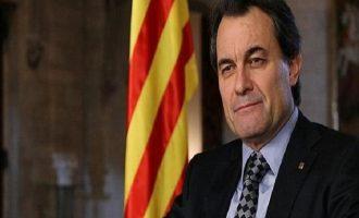Πρόστιμο 4,9 εκατ. ευρώ στον πρώην πρόεδρο της Καταλονίας για το δημοψήφισμα του 2014