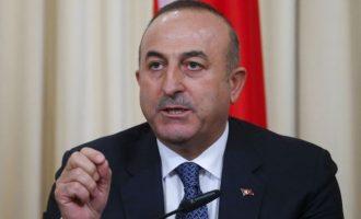Ο Τσαβούσογλου θέλει να σφάξει όλους τους Κούρδους και λέει ψέμματα και απειλεί