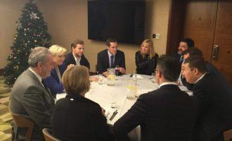 Οι εθνικιστές ηγέτες της Ευρώπης συναντήθηκαν στην Πράγα: «Μια Ευρώπη των εθνικών κρατών, χωρίς την ΕΕ»
