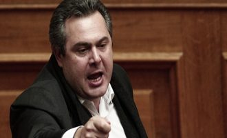 Πρόταση Καμμένου για αλλαγή του νόμου περί ευθύνης υπουργών