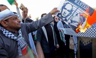 Η Μουσουλμανική Αδελφότητα διαδήλωσε στο Κουβέιτ κατά Τραμπ και Ισραήλ