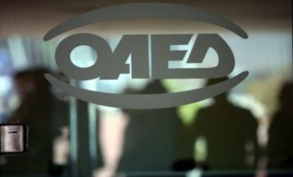 Μειώθηκε η ανεργία τον Μάρτιο – Τι έδειξαν τα στοιχεία του ΟΑΕΔ